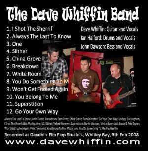 The Dave Whiffin Band
