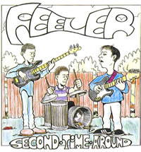 Feeler - Second Time Around Album Cover